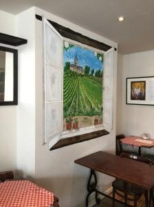 vineyard in Burgundy.